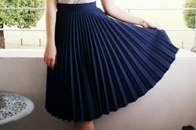 saia pregueda, saias plissadas, saia, skirt plisse, plissé