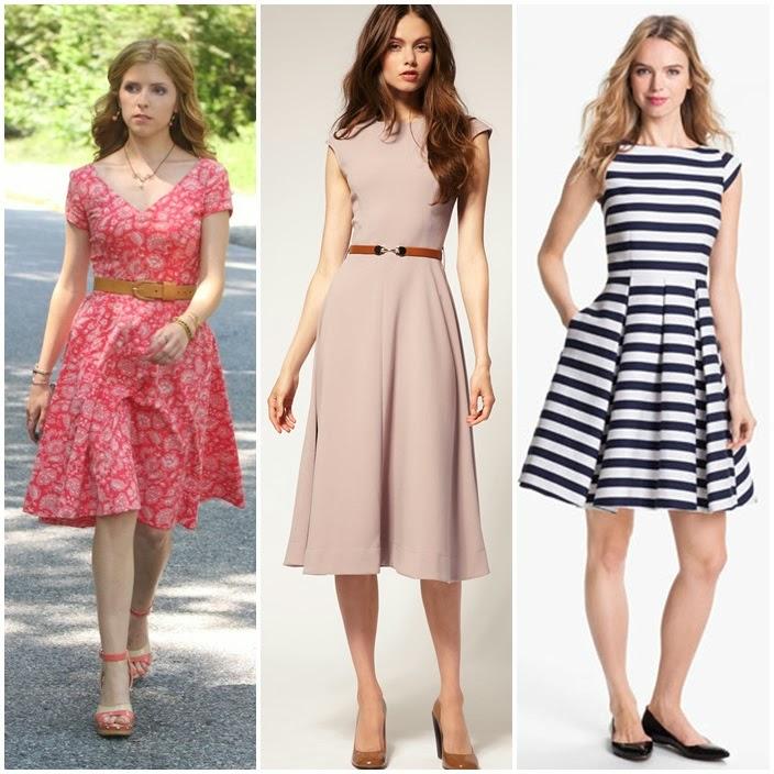 765d205c3 vestidos-modelos-midi-verão - Moda e Moldes
