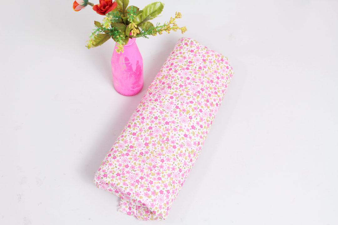 Tricoline floral blog moda e moldes
