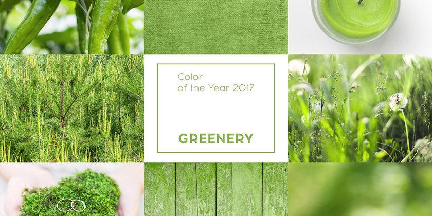 greenery,pantone,2017