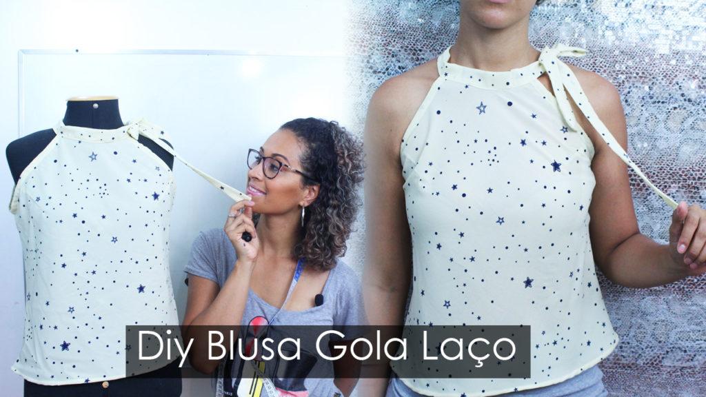 d6614b84cb BLUSA LAÇO E CAVA AMERICANA+MUITAS DICAS DE MODELAGEM
