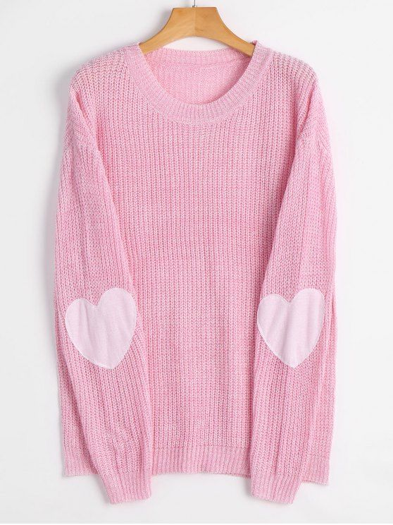 Elbow Patch Sweater,zaful,inverno,china