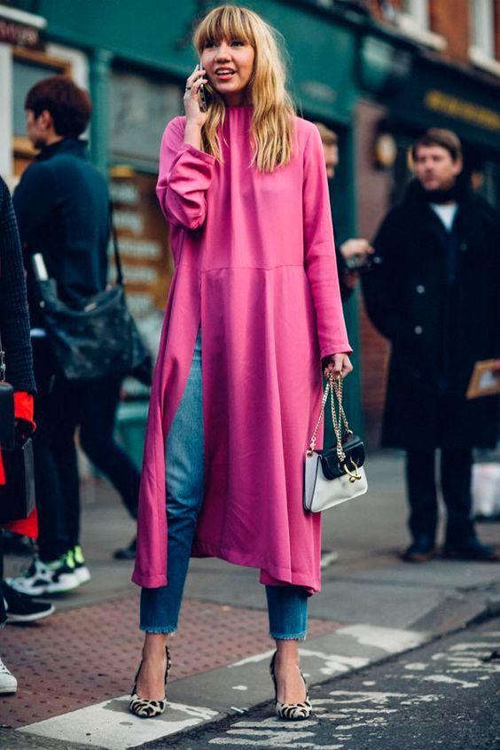 vestido sobre calça, tendência,cool,fashionista,dayse costa
